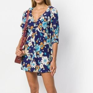 For Love and Lemons Magnolia Trapeze Dress